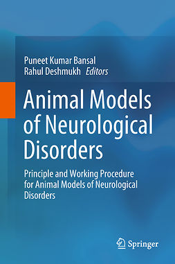 Bansal, Puneet Kumar - Animal Models of Neurological Disorders, ebook