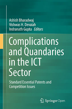 Bharadwaj, Ashish - Complications and Quandaries in the ICT Sector, ebook