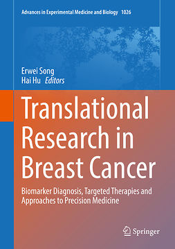 Hu, Hai - Translational Research in Breast Cancer, e-kirja
