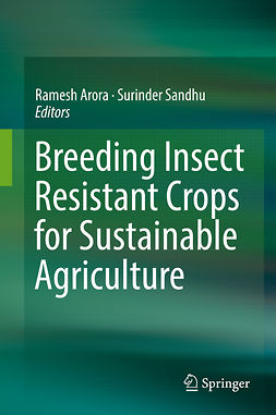 Arora, Ramesh - Breeding Insect Resistant Crops for Sustainable Agriculture, ebook
