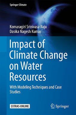Kumar, Dasika Nagesh - Impact of Climate Change on Water Resources, e-kirja