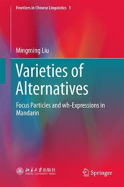 Liu, Mingming - Varieties of Alternatives, ebook