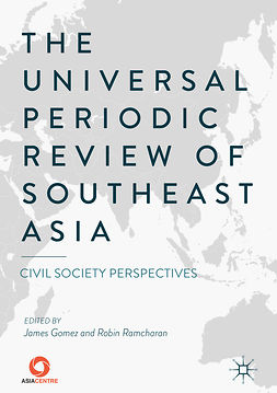 Gomez, James - The Universal Periodic Review of Southeast Asia, ebook