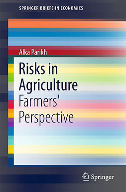 Parikh, Alka - Risks in Agriculture, ebook