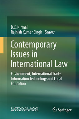 Nirmal, B.C. - Contemporary Issues in International Law, e-kirja