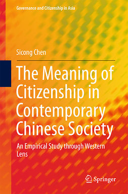 Chen, Sicong - The Meaning of Citizenship in Contemporary Chinese Society, ebook