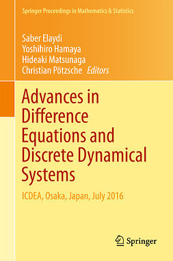 Elaydi, Saber - Advances in Difference Equations and Discrete Dynamical Systems, ebook
