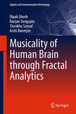 Banerjee, Archi - Musicality of Human Brain through Fractal Analytics, ebook