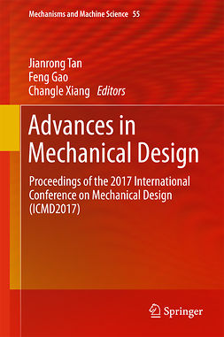 Gao, Feng - Advances in Mechanical Design, e-kirja