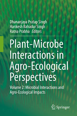 Prabha, Ratna - Plant-Microbe Interactions in Agro-Ecological Perspectives, e-bok