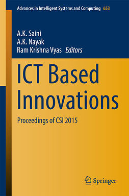 Nayak, A. K. - ICT Based Innovations, ebook