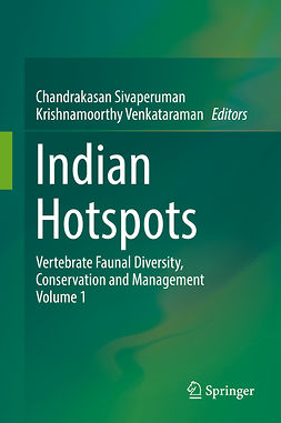 Sivaperuman, Chandrakasan - Indian Hotspots, ebook