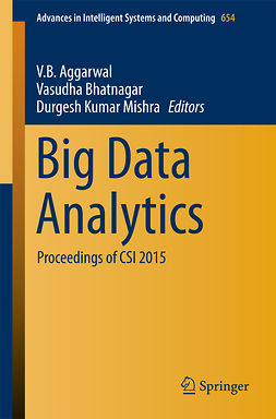Aggarwal, V. B. - Big Data Analytics, ebook