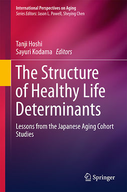 Hoshi, Tanji - The Structure of Healthy Life Determinants, ebook