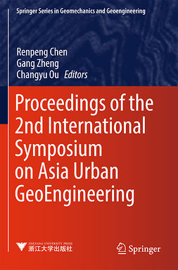 Chen, Renpeng - Proceedings of the 2nd International Symposium on Asia Urban GeoEngineering, e-bok