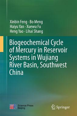 Feng, Xinbin - Biogeochemical Cycle of Mercury in Reservoir Systems in Wujiang River Basin, Southwest China, ebook