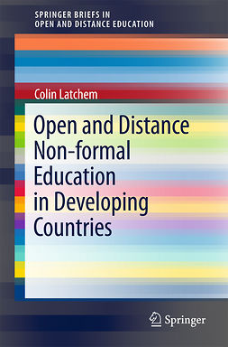Latchem, Colin - Open and Distance Non-formal Education in Developing Countries, ebook
