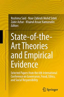Azhar, Zubir - State-of-the-Art Theories and Empirical Evidence, e-kirja