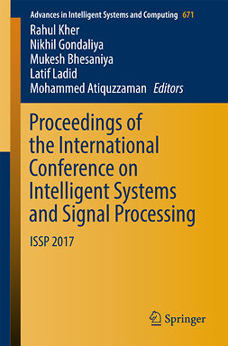 Atiquzzaman, Mohammed - Proceedings of the International Conference on Intelligent Systems and Signal Processing, ebook