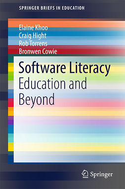 Cowie, Bronwen - Software Literacy, ebook