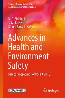 Bansal, Kamal - Advances in Health and Environment Safety, ebook