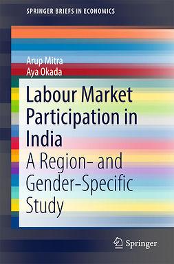 Mitra, Arup - Labour Market Participation in India, ebook