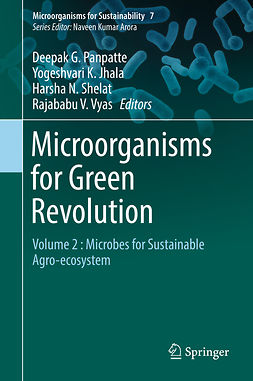 Jhala, Yogeshvari K. - Microorganisms for Green Revolution, ebook