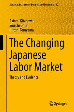 Kitagawa, Akiomi - The Changing Japanese Labor Market, ebook