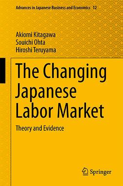 Kitagawa, Akiomi - The Changing Japanese Labor Market, ebook
