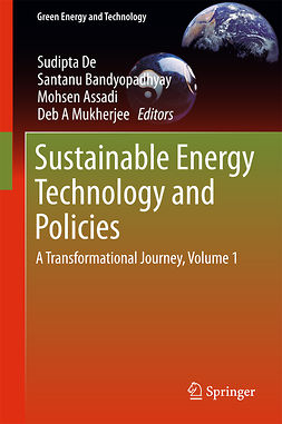 Assadi, Mohsen - Sustainable Energy Technology and Policies, e-kirja