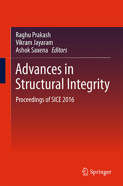 Jayaram, Vikram - Advances in Structural Integrity, ebook