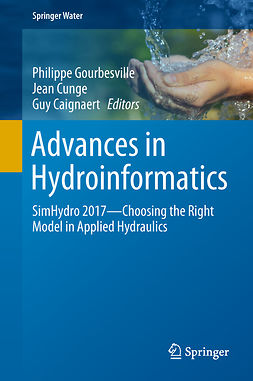 Caignaert, Guy - Advances in Hydroinformatics, e-bok