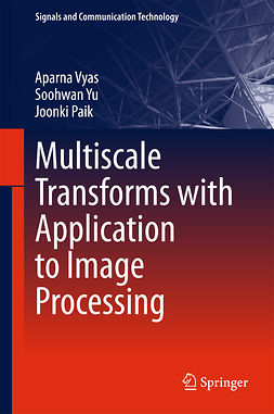 Paik, Joonki - Multiscale Transforms with Application to Image Processing, e-kirja