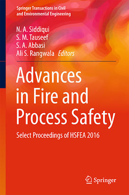 Abbasi, S. A. - Advances in Fire and Process Safety, ebook
