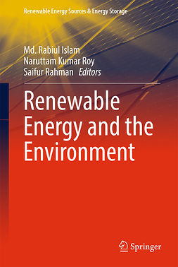 Islam, Md. Rabiul - Renewable Energy and the Environment, e-bok