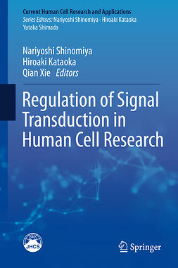 Kataoka, Hiroaki - Regulation of Signal Transduction in Human Cell Research, ebook