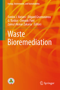 Gnansounou, Edgard - Waste Bioremediation, ebook