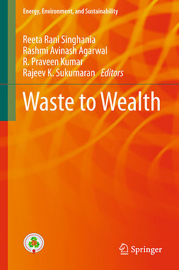 Agarwal, Rashmi Avinash - Waste to Wealth, ebook