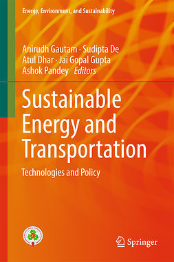 De, Sudipta - Sustainable Energy and Transportation, ebook