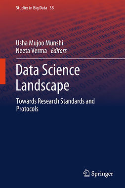 Munshi, Usha Mujoo - Data Science Landscape, ebook