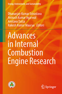 Agarwal, Avinash Kumar - Advances in Internal Combustion Engine Research, ebook