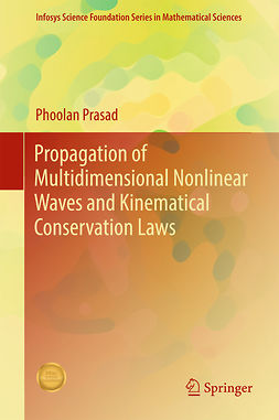 Prasad, Phoolan - Propagation of Multidimensional Nonlinear Waves and Kinematical Conservation Laws, ebook