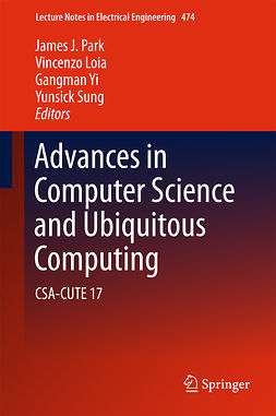 Loia, Vincenzo - Advances in Computer Science and Ubiquitous Computing, e-kirja