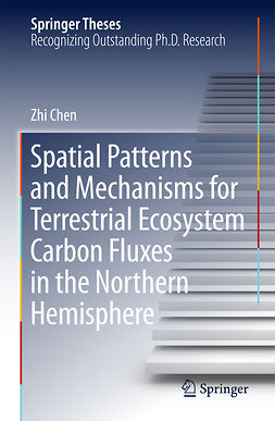Chen, Zhi - Spatial Patterns and Mechanisms for Terrestrial Ecosystem Carbon Fluxes in the Northern Hemisphere, ebook