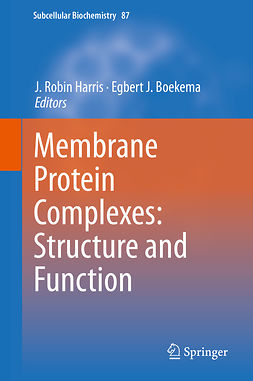 Boekema, Egbert J. - Membrane Protein Complexes: Structure and Function, ebook