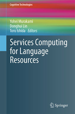 Ishida, Toru - Services Computing for Language Resources, ebook