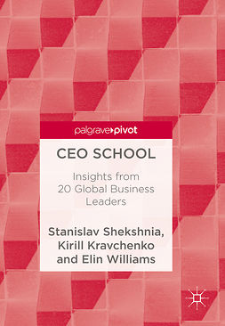 Kravchenko, Kirill - CEO School, ebook