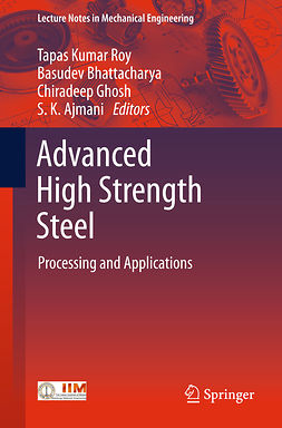 Ajmani, S. K. - Advanced High Strength Steel, ebook