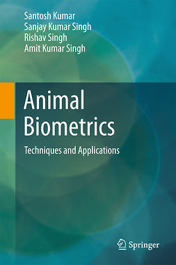 Kumar, Santosh - Animal Biometrics, e-bok