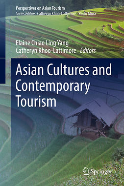 Khoo-Lattimore, Catheryn - Asian Cultures and Contemporary Tourism, e-bok